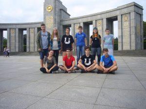 Känguru – matematický camp u Werbellinsee, Německo, srpen 2016