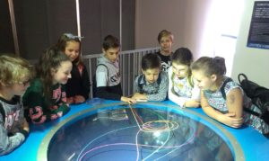 Výprava do Planetária v Ostravě